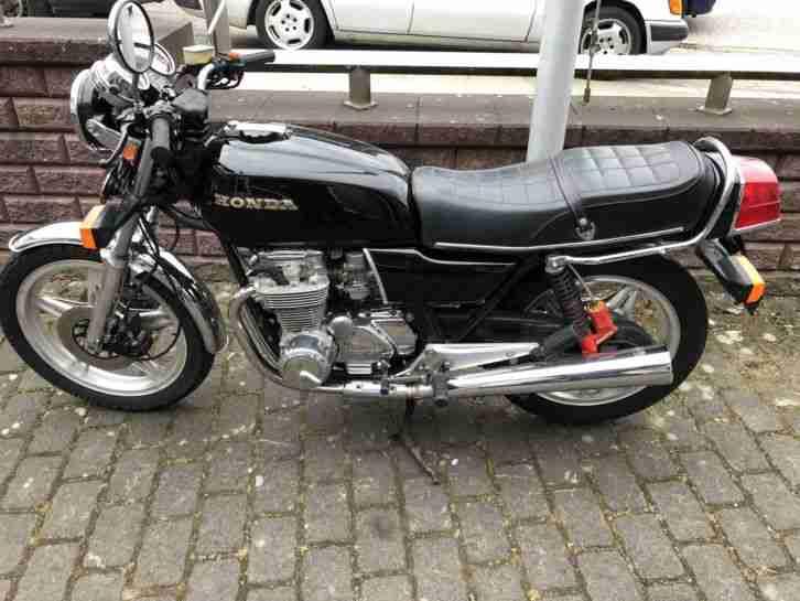 """Honda CB 650 (RC03) EZ: 02.1983 27720 Km (""""H"""" Kennzeichen möglich a. Wunsch)"""