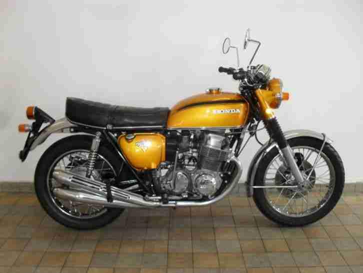 Honda CB 750 FOUR K0, K1,1971 Oldtimer, m. Rückgabemöglichkeit!