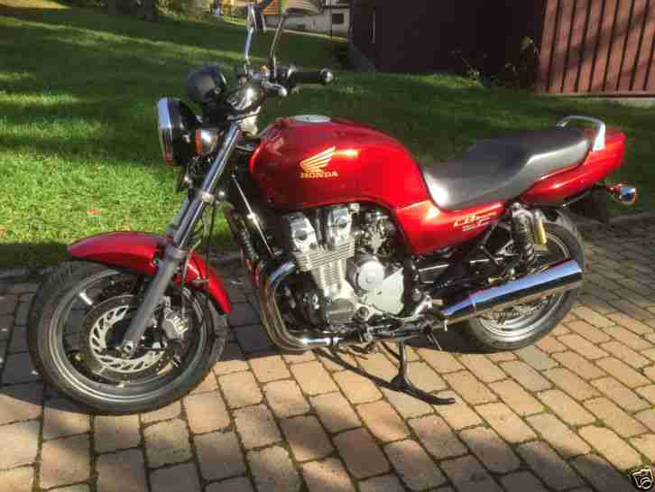 Honda CB 750 seven fifty 1993 31.000km Sevenfifty