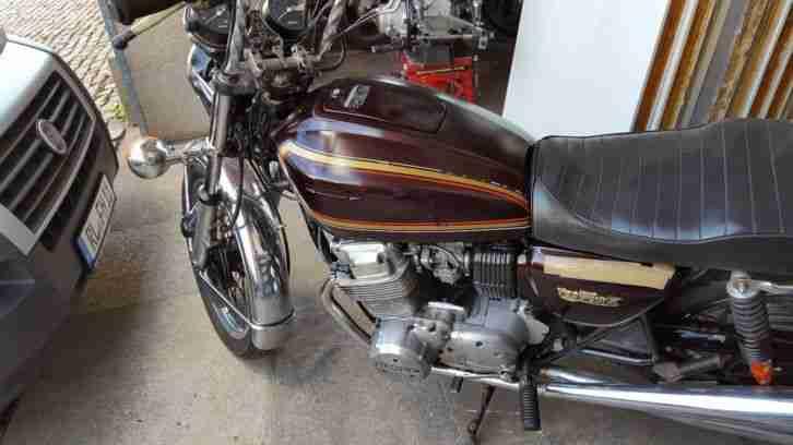 Honda CB750 four Garagenfund aus Nachlass