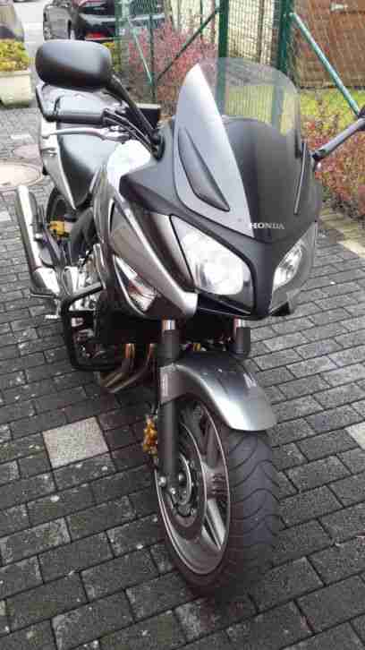 Honda CBF 600 s mit ABS