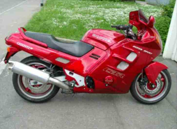 Honda CBR 1000 F WINTERPREIS