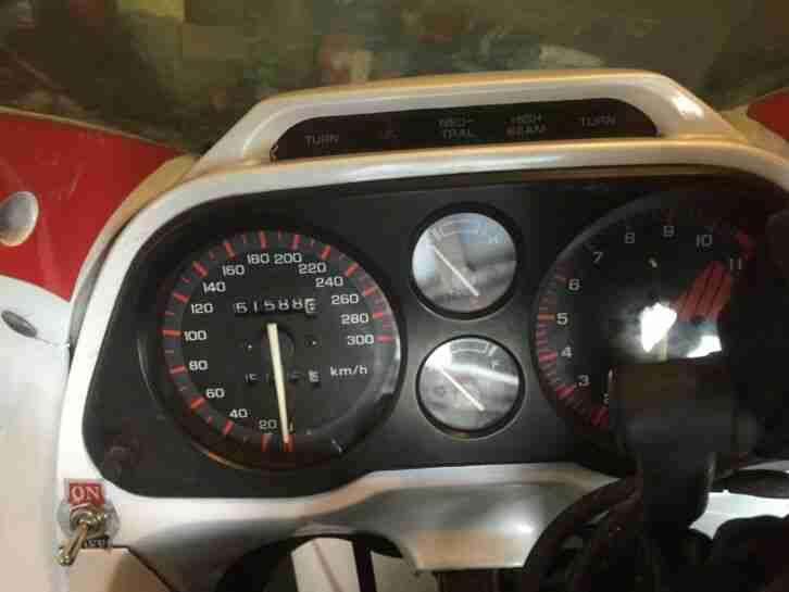 Honda CBR 1000 SC21