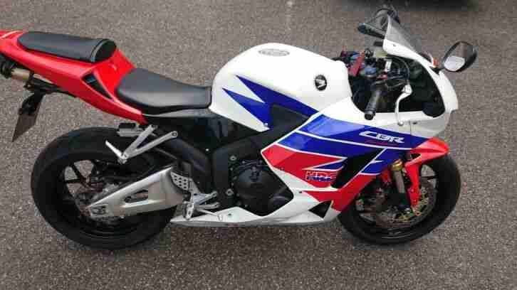 Honda CBR 600 RA PC40 HRC mit ABS