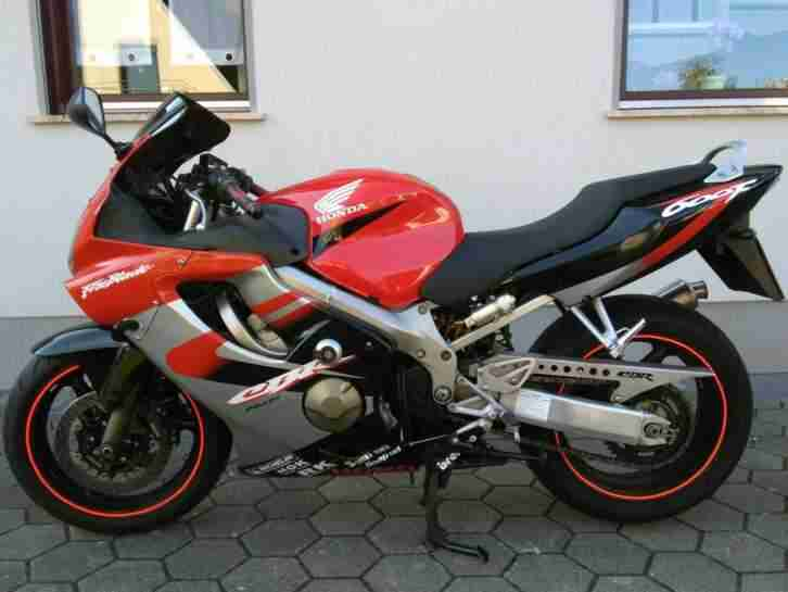 Honda CBR600F (PC35) VB