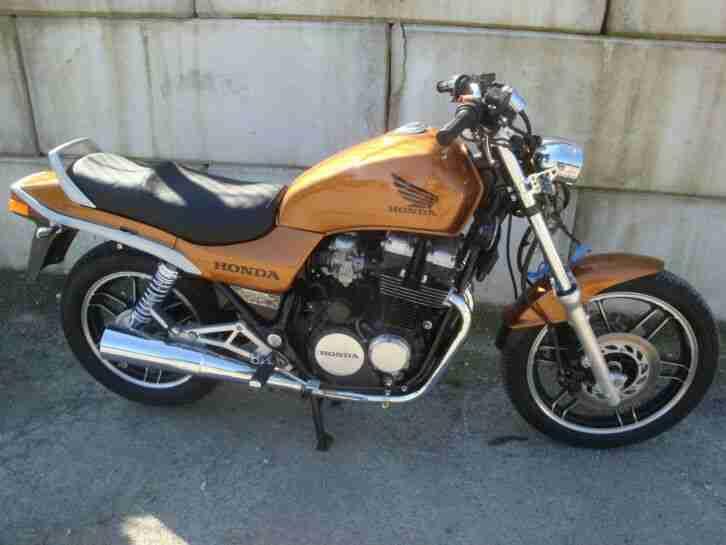 Honda CBX 650 E RC 13 75 PS