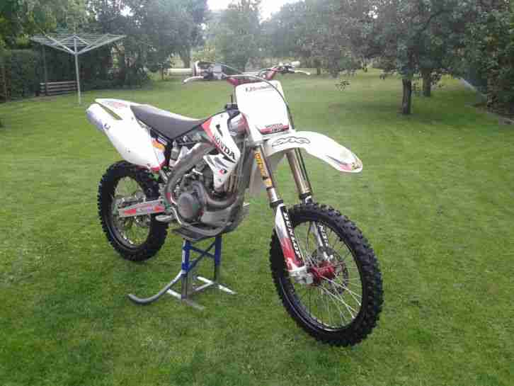 , CRF 450, Motocross (Offroad)