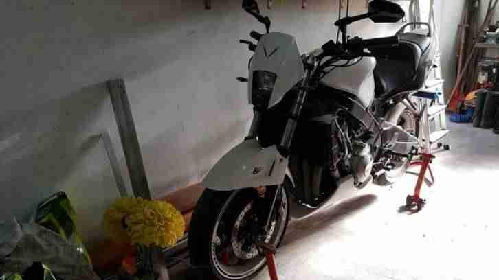 Honda CRR 600 Motorrad für Bastler