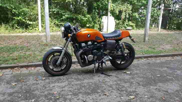 Honda Cafe Racer RC 42 Sevenfifty Clubman
