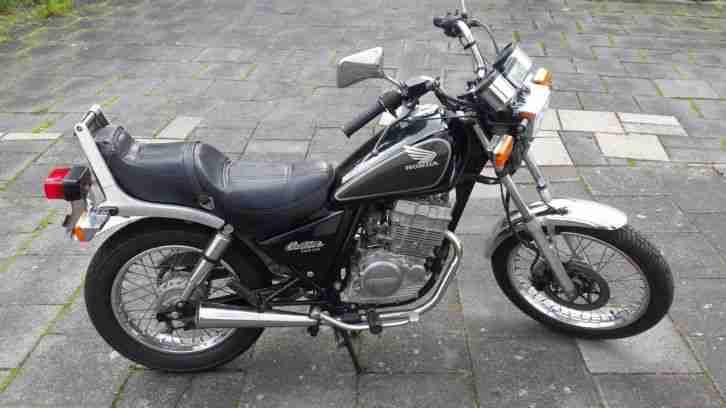 Honda Custom CBX 125