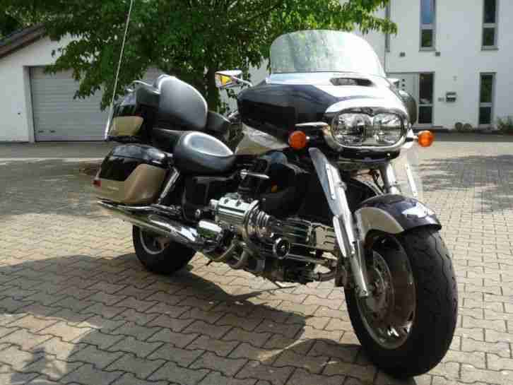 Honda F6C Valkyrie Interstate ähnlich Goldwing, Chopper