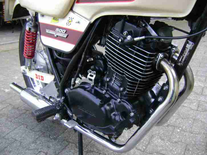 Honda FT 500 Cafe Racer Custom Bike