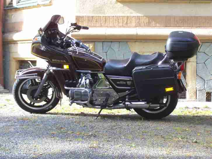 honda goldwing 1100 gl bestes angebot von honda. Black Bedroom Furniture Sets. Home Design Ideas