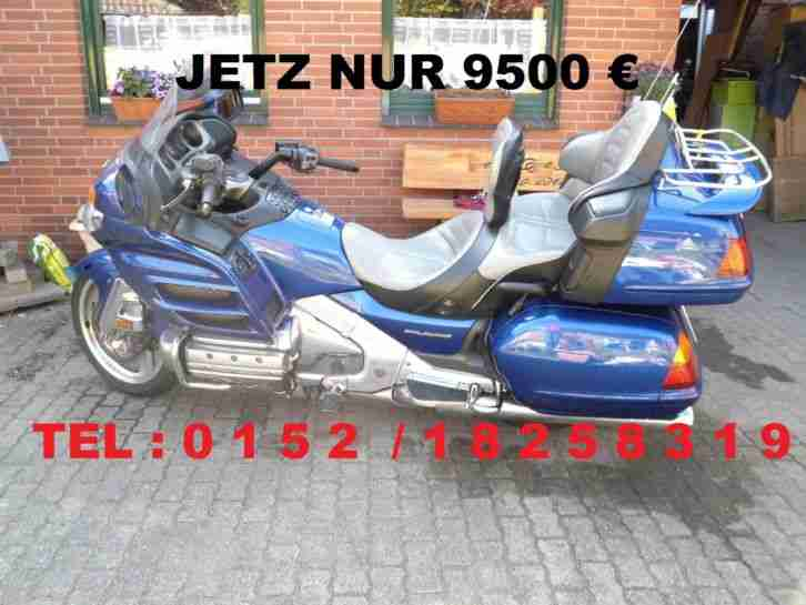 honda goldwing 1800 bestes angebot von sonstige marken. Black Bedroom Furniture Sets. Home Design Ideas