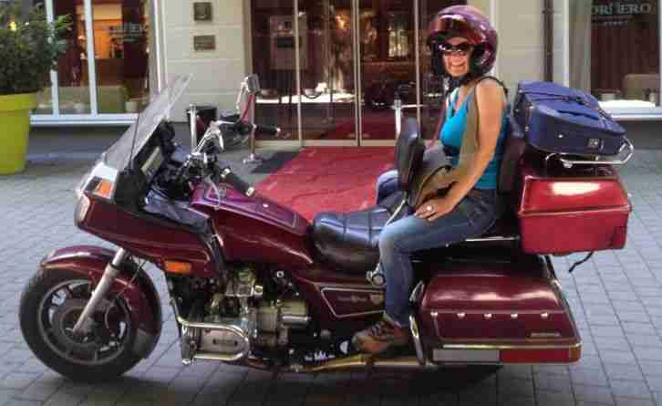 honda goldwing gl 1200 aspencade sc 14 t v bestes. Black Bedroom Furniture Sets. Home Design Ideas