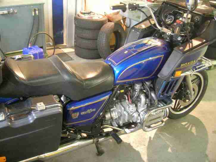 Honda Goldwing GL1100 / SC 02