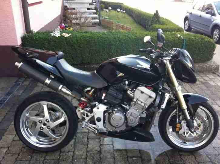Honda Hornet 900 Umbau Streetfighter TOP! - Bestes Angebot ...