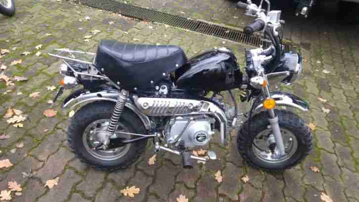Monkey Replica JC50Q 7 Bj.2007