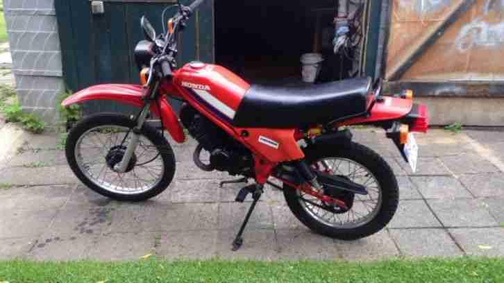 Honda Mt8