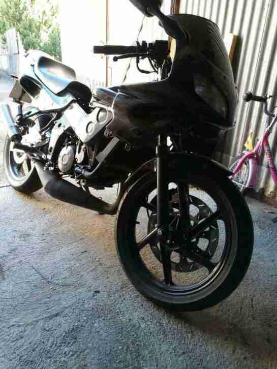 Honda NSR JC22 125 ccm