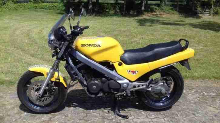 Honda NTV 650, 1993, 62000km, kl. Inspektion neu, gepflegt