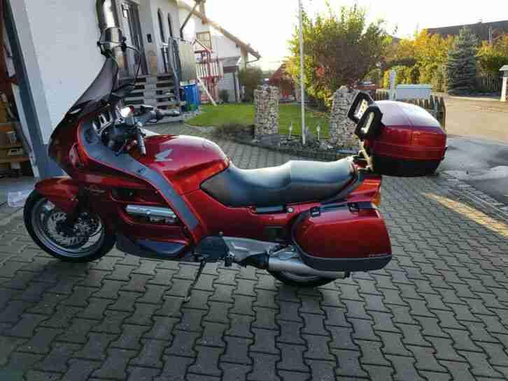 Honda Pan European ST 1100 , nur 49904 km,Top gepflegt