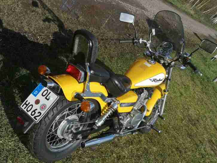 Honda Rebel 125, Chopper, Steuerfrei, 2 Zylinder, Kult, Legende, Youngtimer