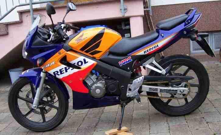 Honda Repsol HRC 125 cm² JC34
