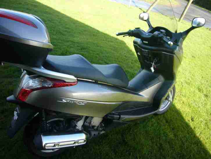 honda s wing 125 ccm roller mit abs 6896 km 1 bestes. Black Bedroom Furniture Sets. Home Design Ideas