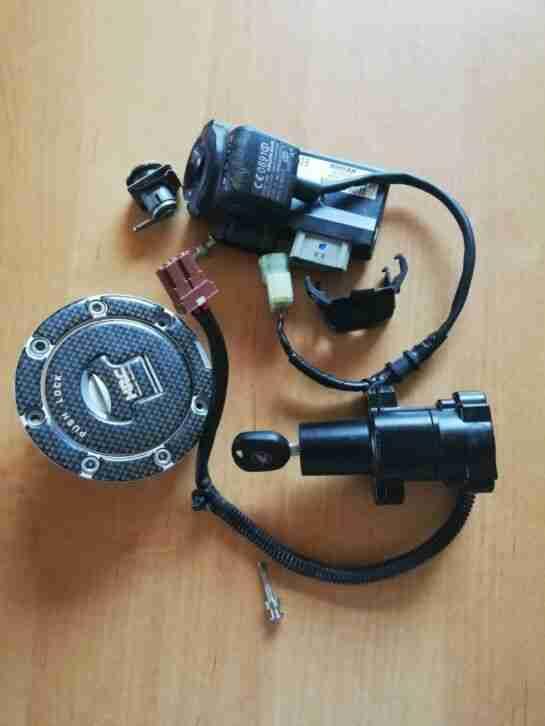 Honda Schloßsatz mit CDI38770 MFL 644