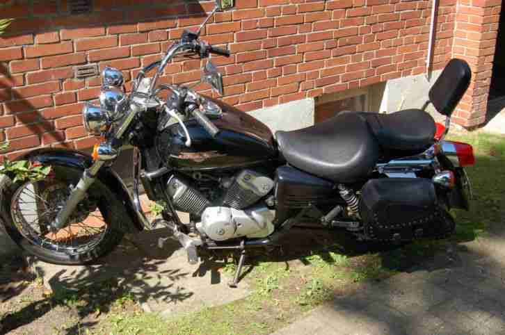Honda Shadow VT 125 C JC 29, EZ 1999, Km 14335