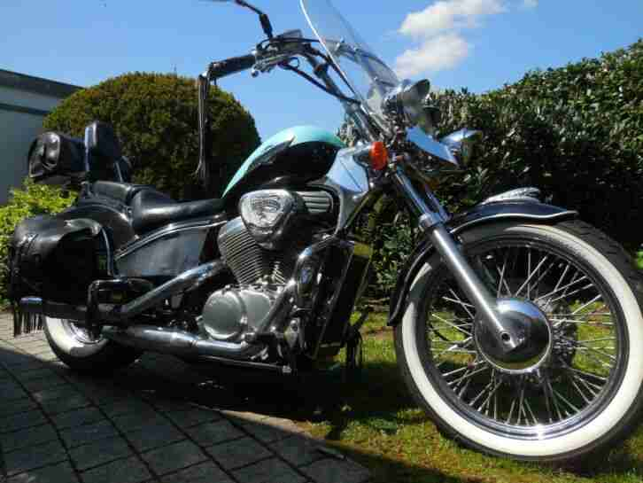 Honda Shadow VT