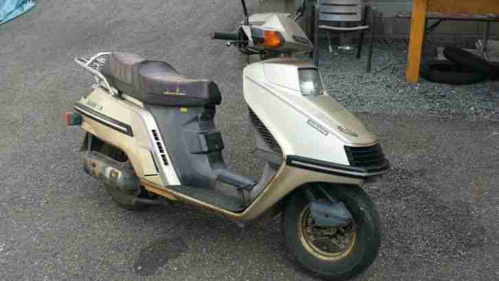 Honda Spacy 250