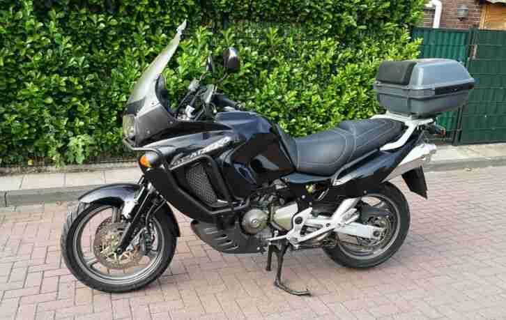 Honda Varadero XL 1000 V, schwarz, ca. 48900 km,