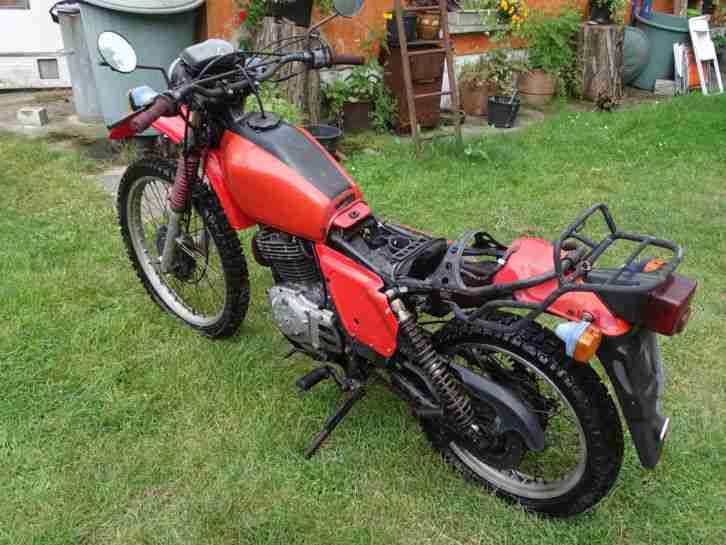 Honda XL 500 s