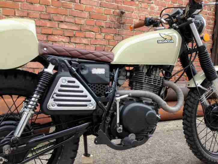 Honda XL250 Cafe