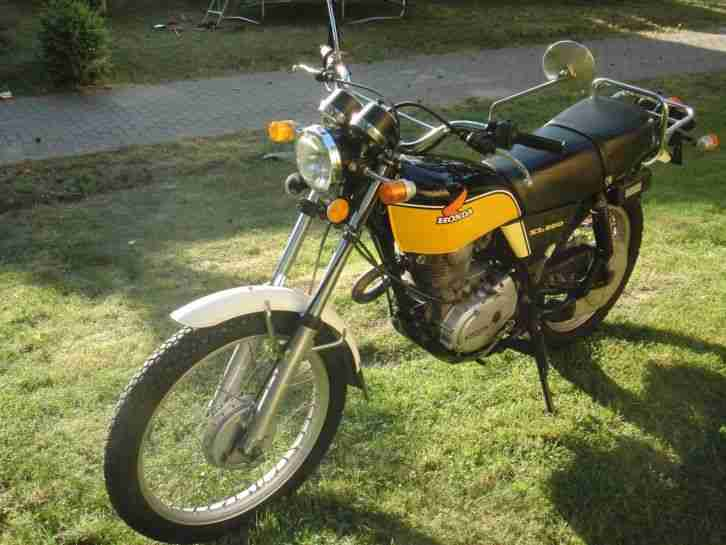 Honda XL250 K3 UNRESTAURIERT