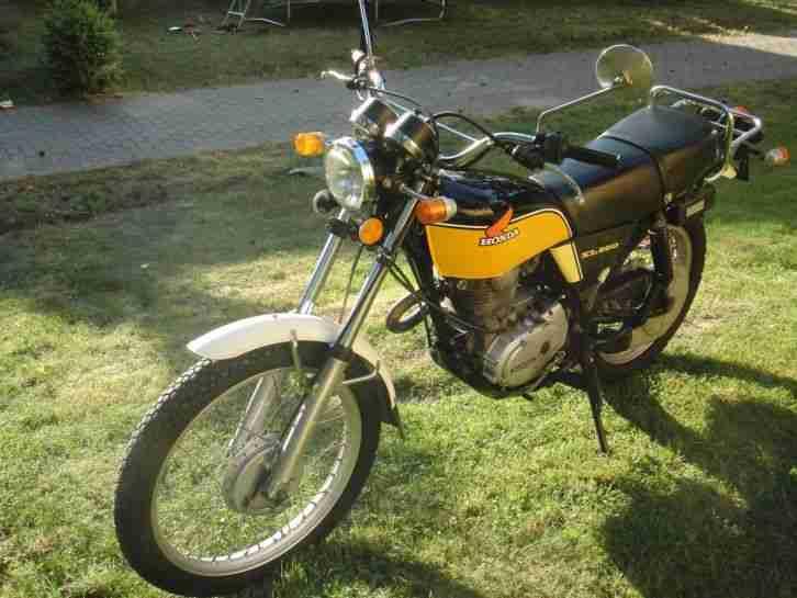 Honda XL250 K3 UNRESTAURIERT