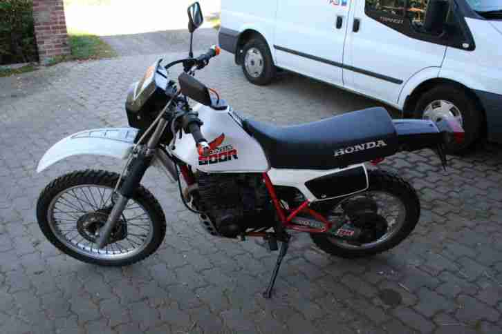 Honda XL600R PD03