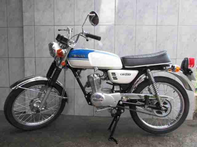 Honda cb50 K1 Year 1973 Full restaured