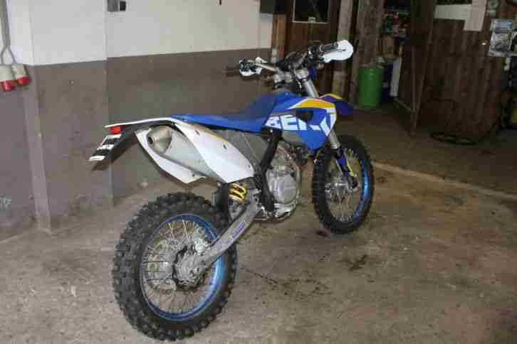 Husaberg FE450 Top