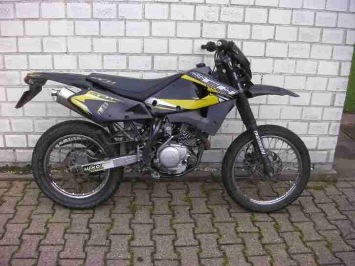 Husqvarna Ch Racing Wxs 125 Ez 6 2008 4takt