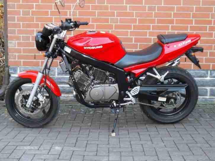 Motorrad HYOSUNG GT 125 Naked - Bestes Angebot von