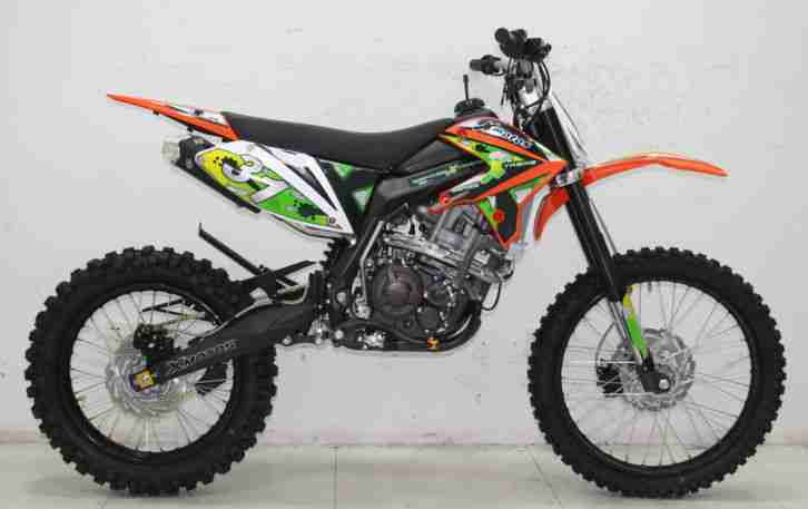 ics cbf 31f enduro cross dirt bike 250cc 4 takt bestes. Black Bedroom Furniture Sets. Home Design Ideas