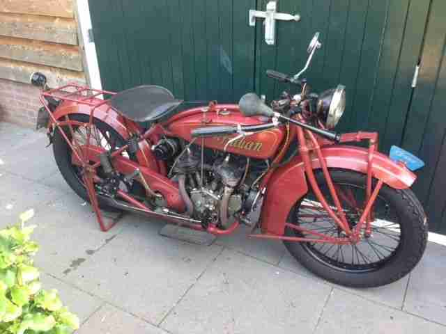 Indian 600 Scout
