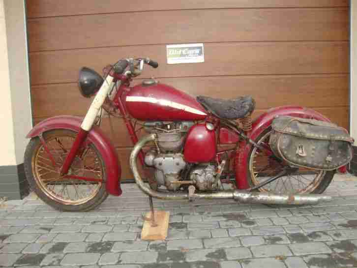Indian Arrow 1949