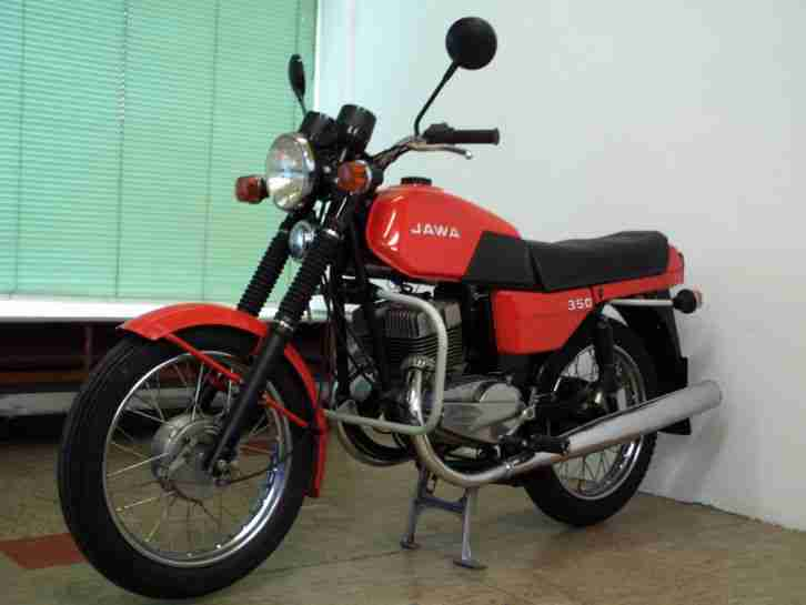jawa 638 12v motorrad klassik neu bestes angebot von