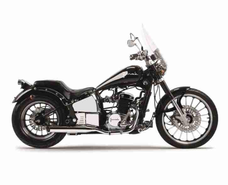 junak m16 cruiser bike 125 ccm 4 takt chopper bestes. Black Bedroom Furniture Sets. Home Design Ideas