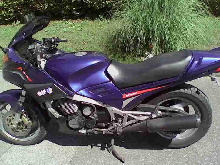 Jamaha FJ 1200