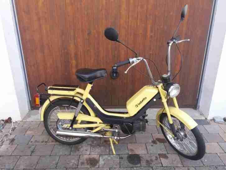 Jawa 210 Babetta mit Papieren Automatik Kleinkraftrad Motorroller Roller